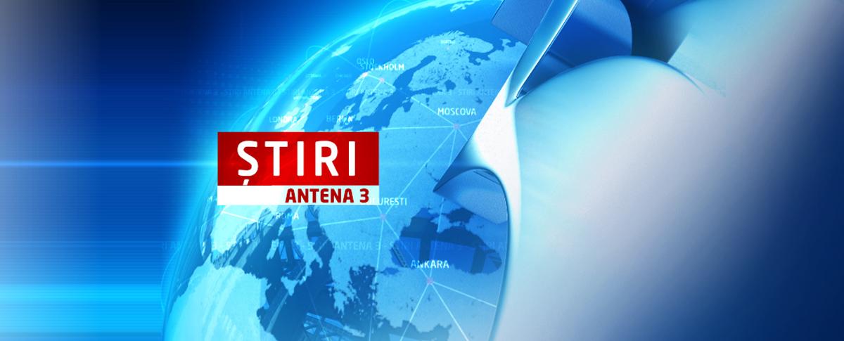 Poti urmari Stiri Antena 3 pe AntenaPlay - AntenaPlay ro