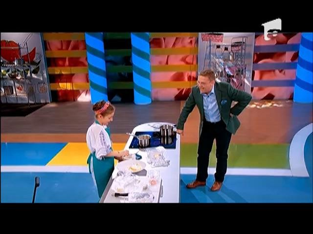 Junior Chef - ediția 1