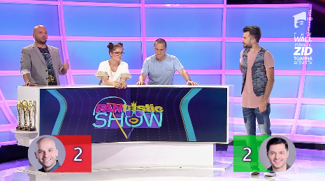Ediția 10 - Finala FANtastic Show