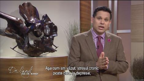 Ask Dr. Nandi - Combaterea stresului