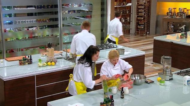 Chefi la cuțite - Familii la cuțite - Finala