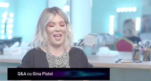 Q&A cu Gina Pistol
