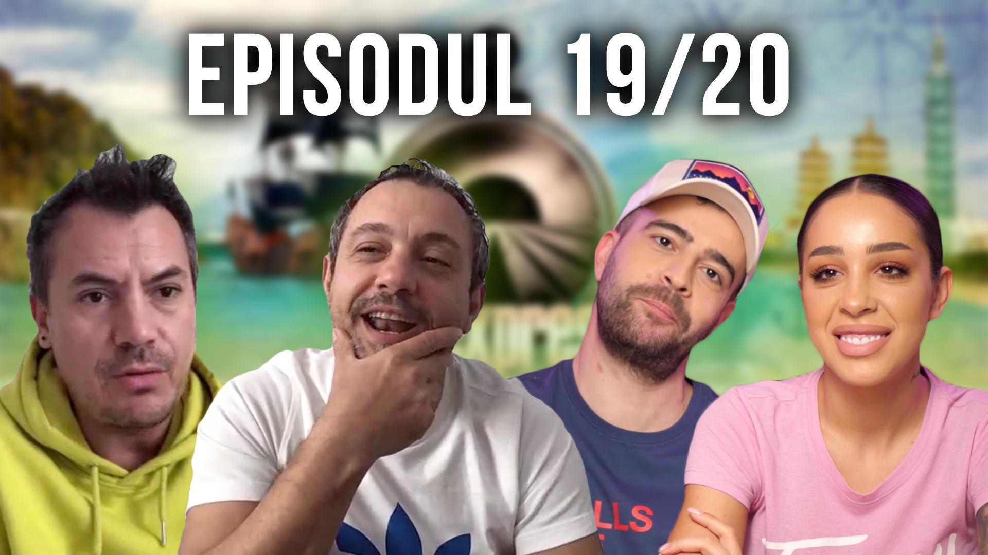 DE SPEAK Firu-n Patru - Episodul 19/20 cu Sorin Bontea și Răzvan Fodor