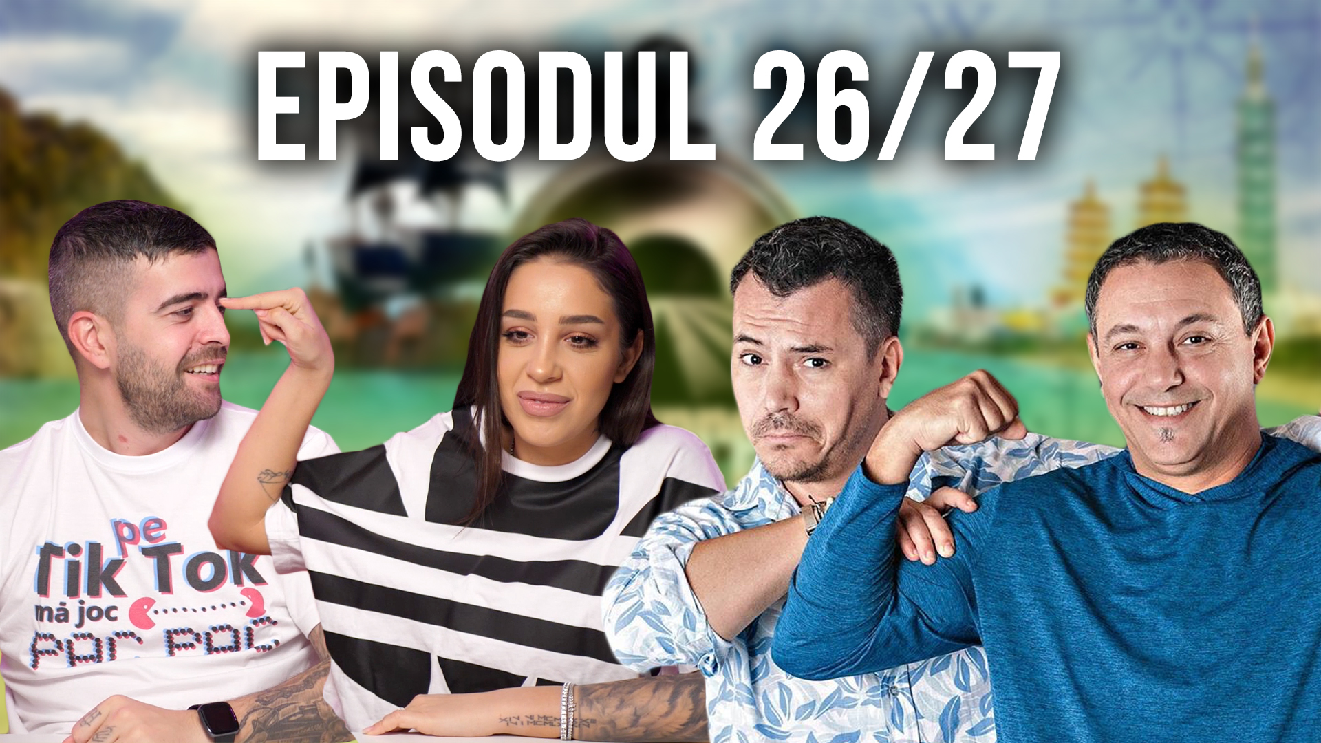 DE SPEAK Firu-n Patru - Episodul 26 și 27 cu Răzvan Fodor și Sorin Bontea