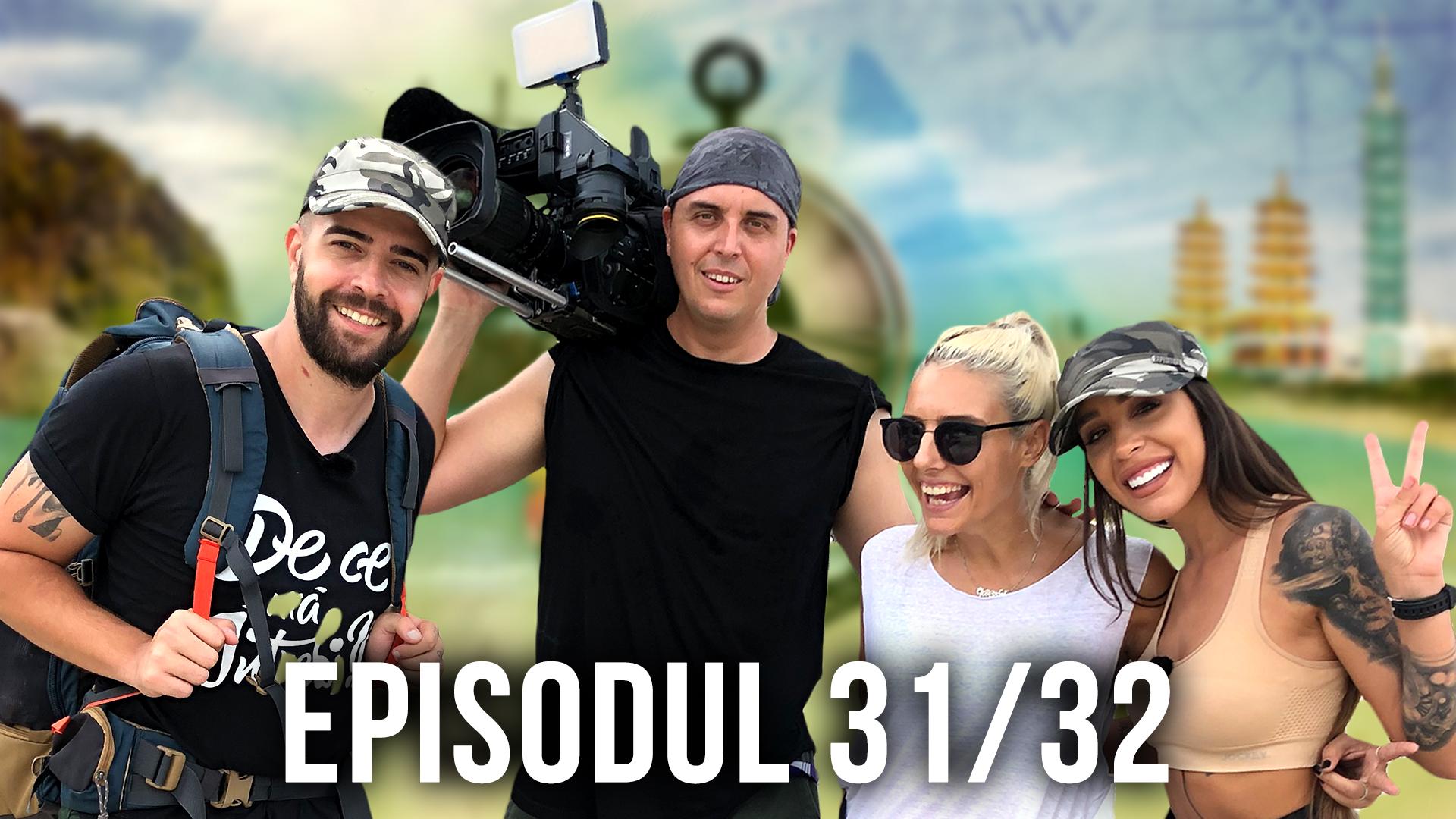 DE SPEAK Firu-n Patru - Episodul 31 și 32 cu Alexandra și Marius (reporter și operator)
