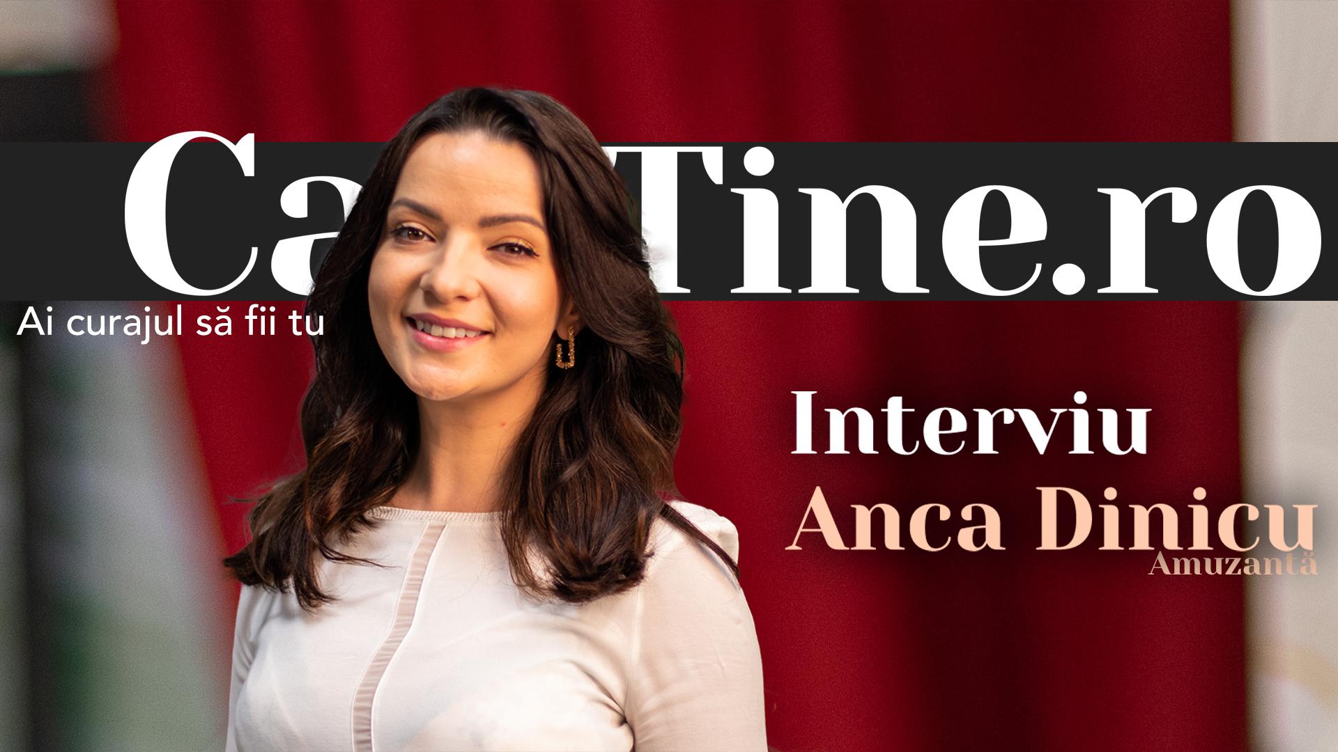 CaTine.Ro - Interviu Anca Dinicu - Smart