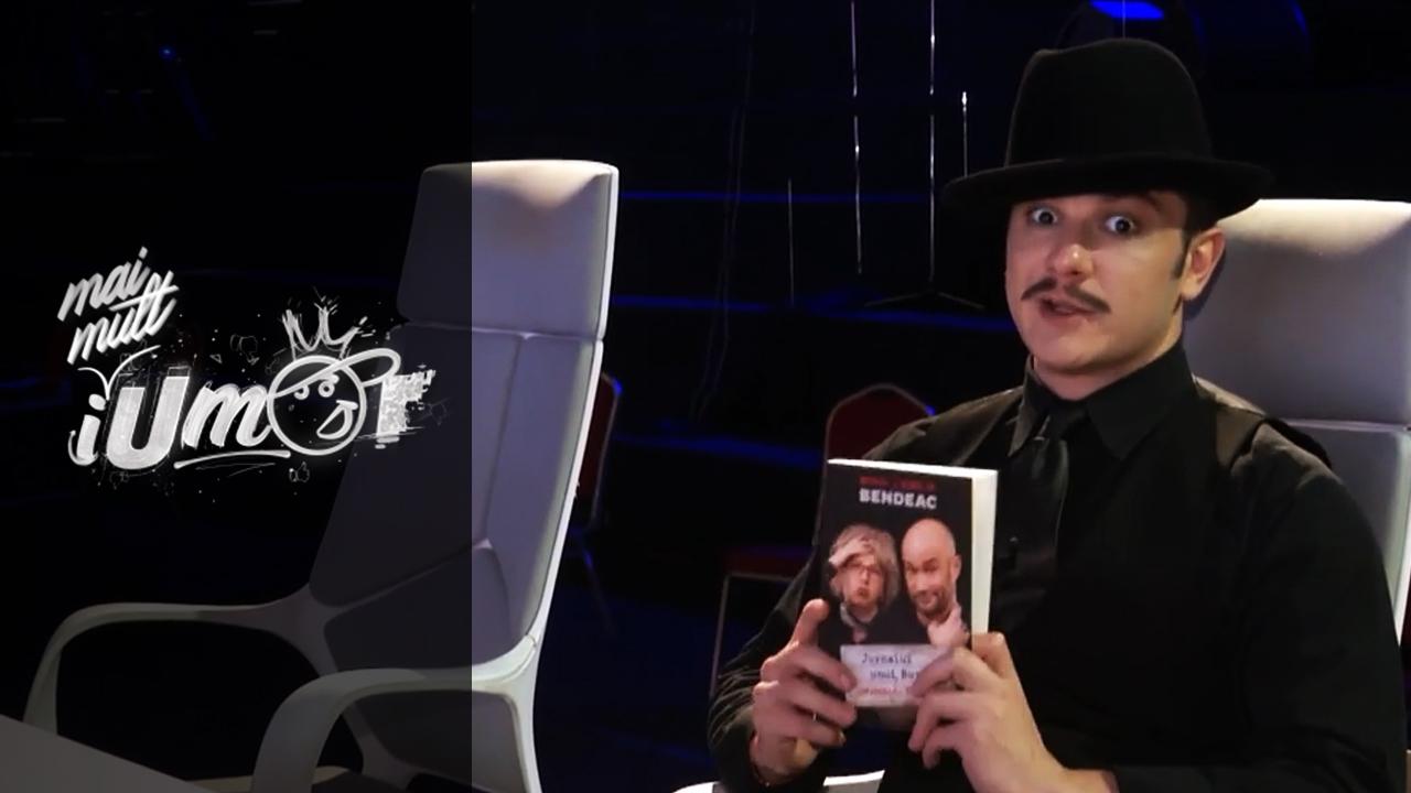 I mai mult Umor, cu Vlad Drăgulin - Episodul 8