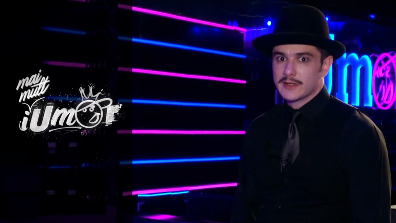 I mai mult Umor, cu Vlad Drăgulin - Episodul 6