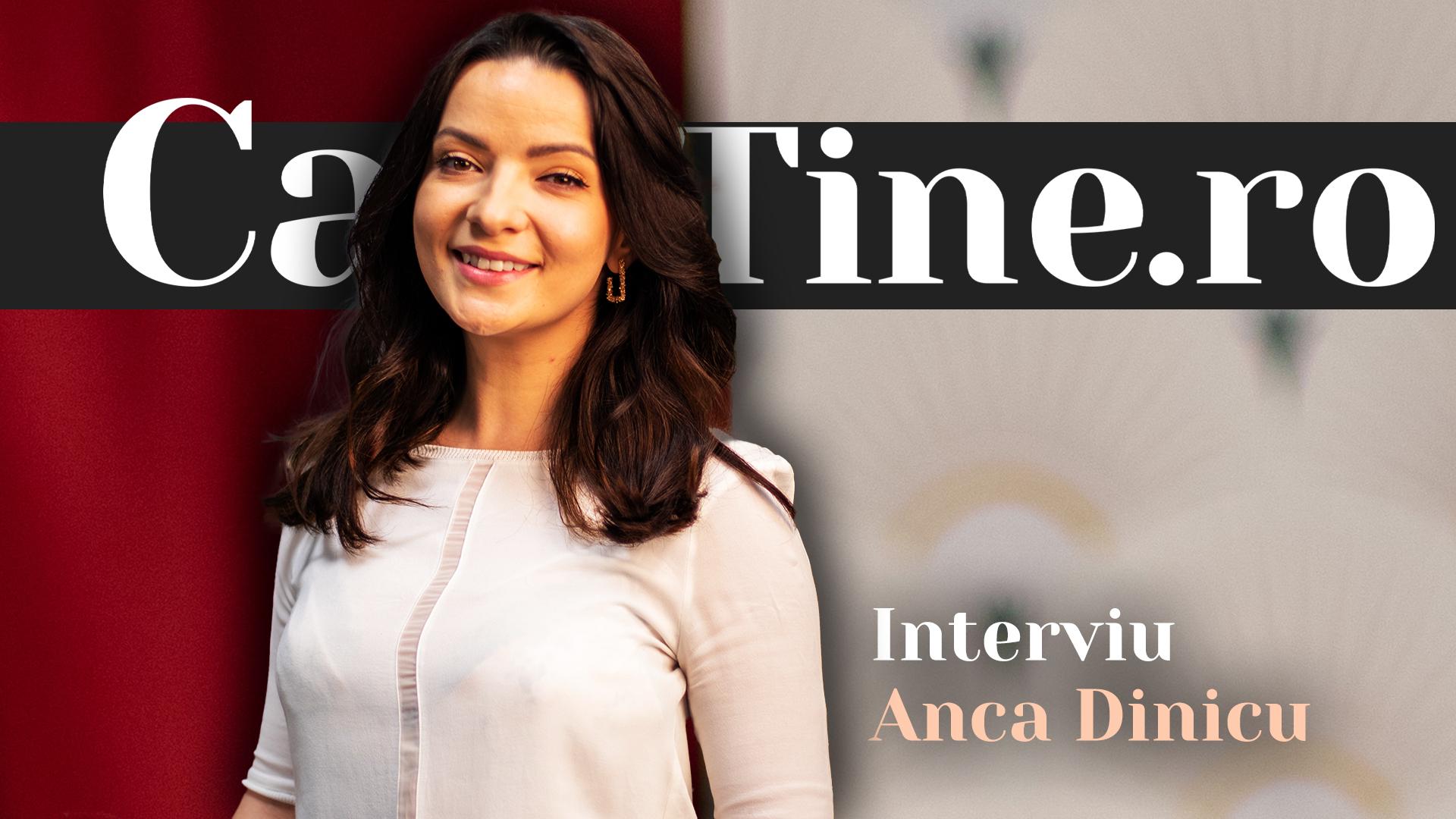 CaTine.Ro - Interviu Anca Dinicu - Amuzantă