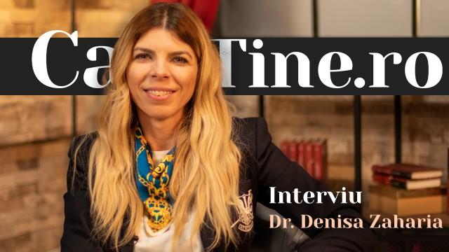 CaTine.Ro - Interviu Dr. Denisa Zaharia - Smart