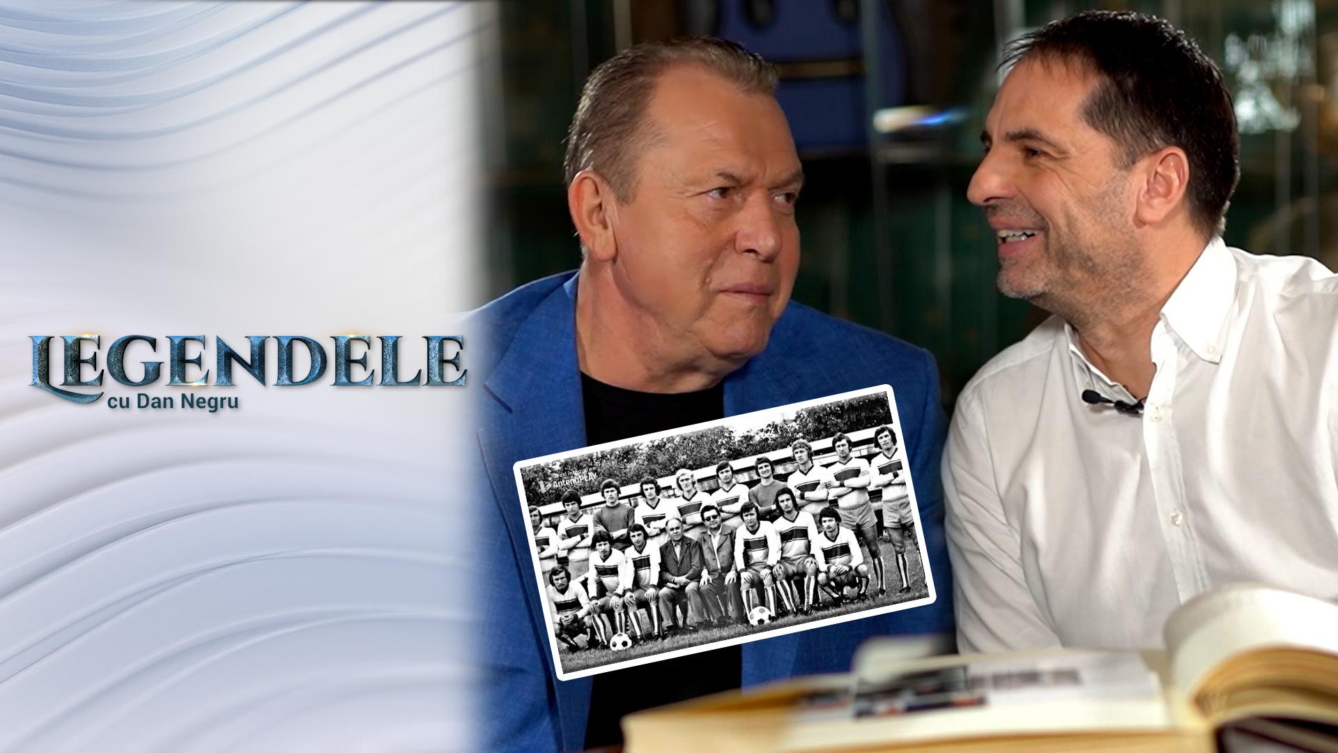Legendele cu Dan Negru - Interviu Helmuth Duckadam