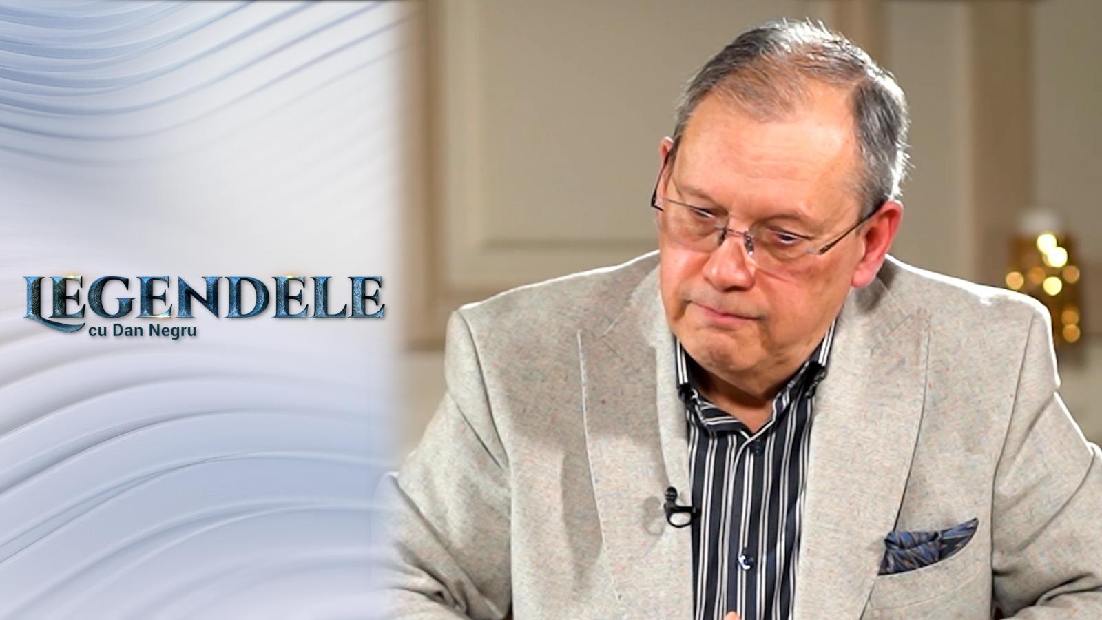 Legendele cu Dan Negru - Interviu Dumitru Prunariu