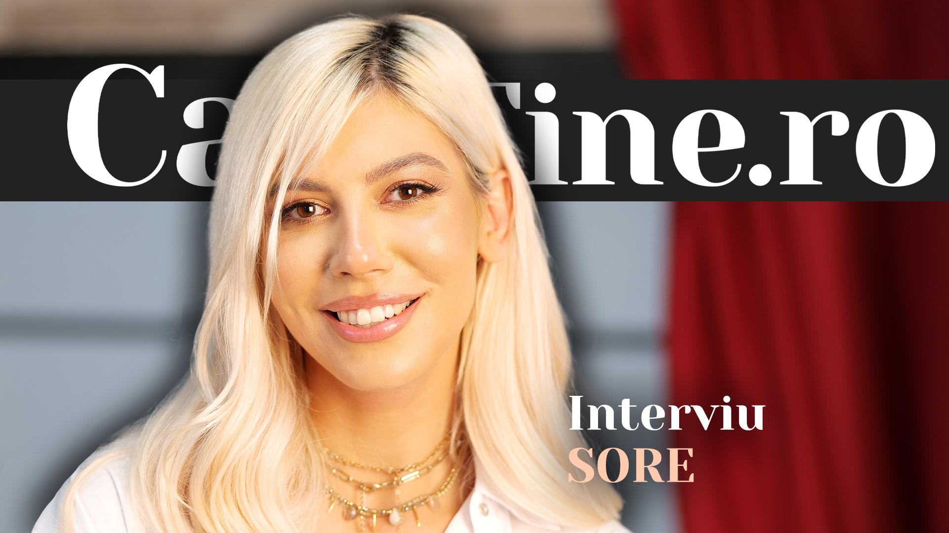 CaTine.Ro - Interviu SORE - Spontană