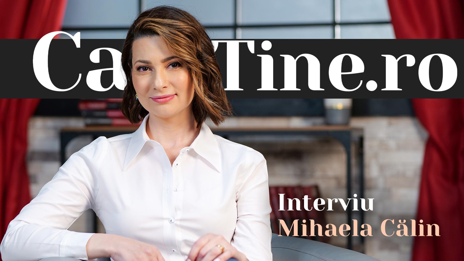 CaTine.Ro - Interviu Mihaela Călin - Profesionistă
