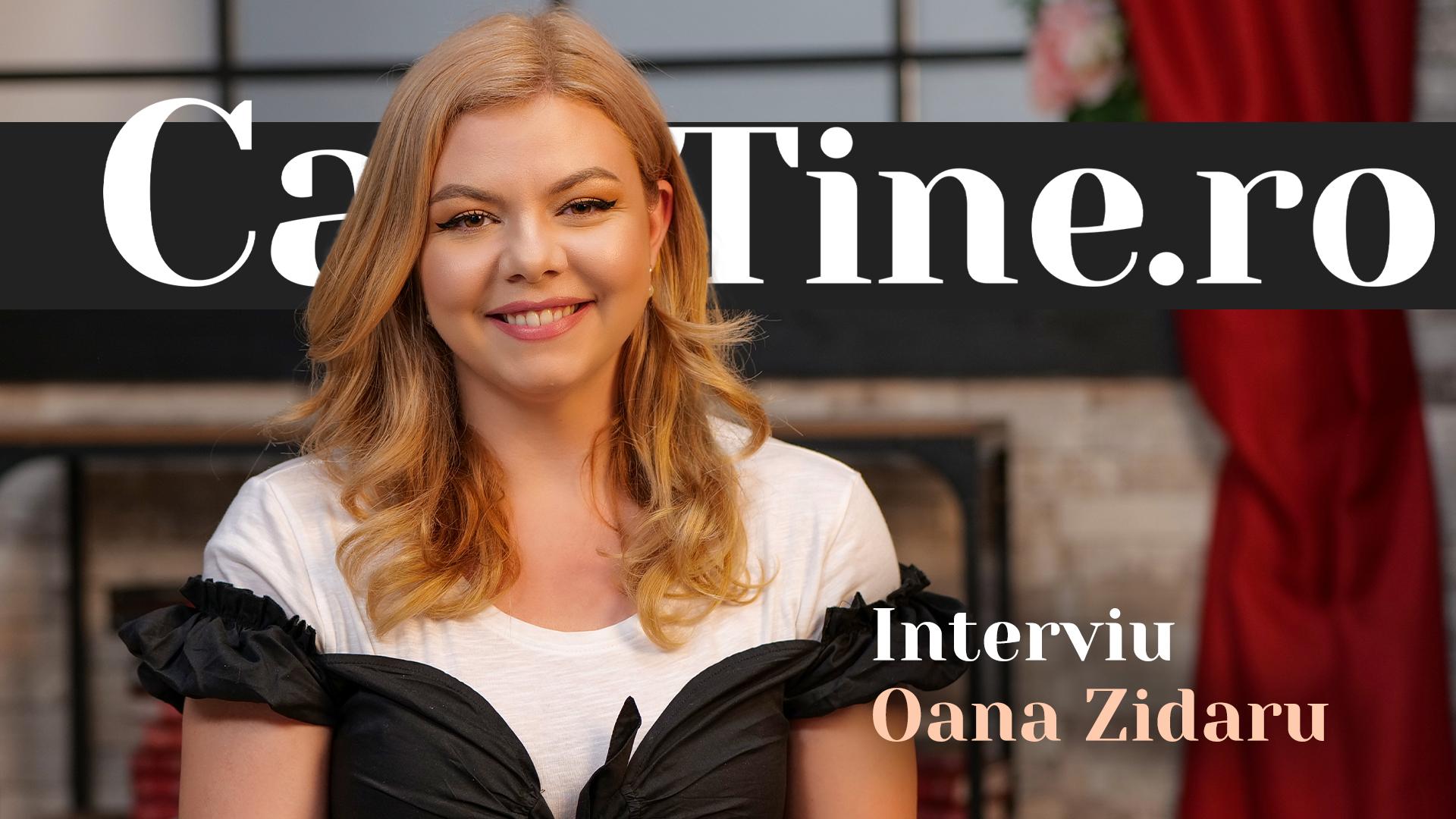 CaTine.Ro - Interviu - Oana Zidaru - Creativă