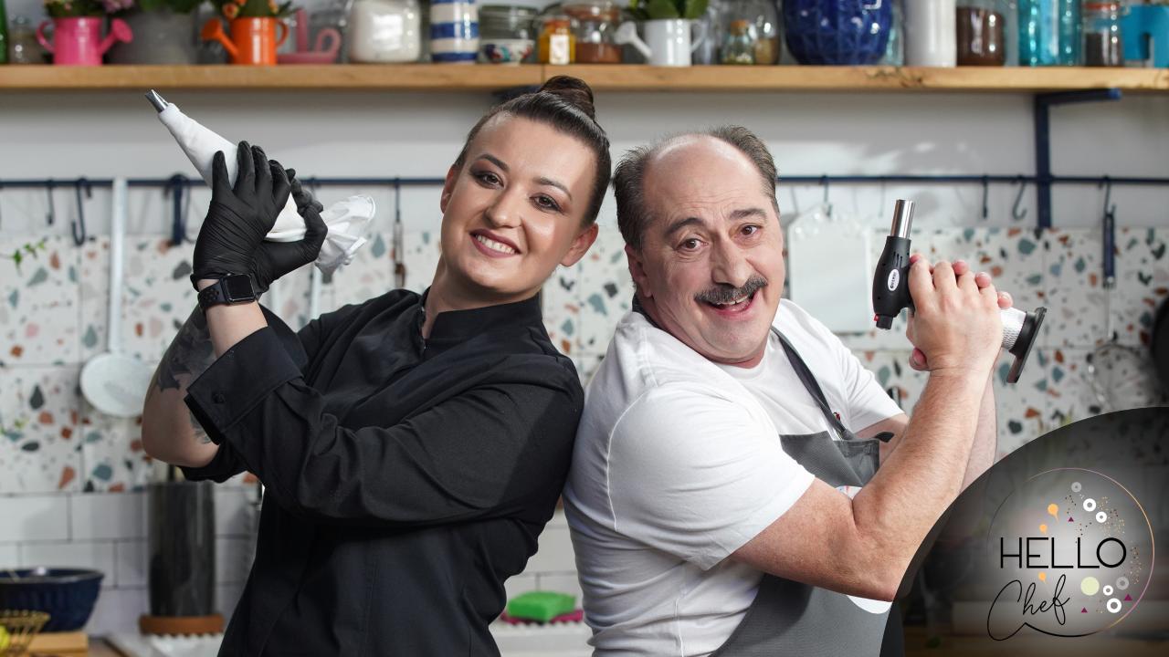 Hello Chef - Ediția 4 - Romică Ţociu