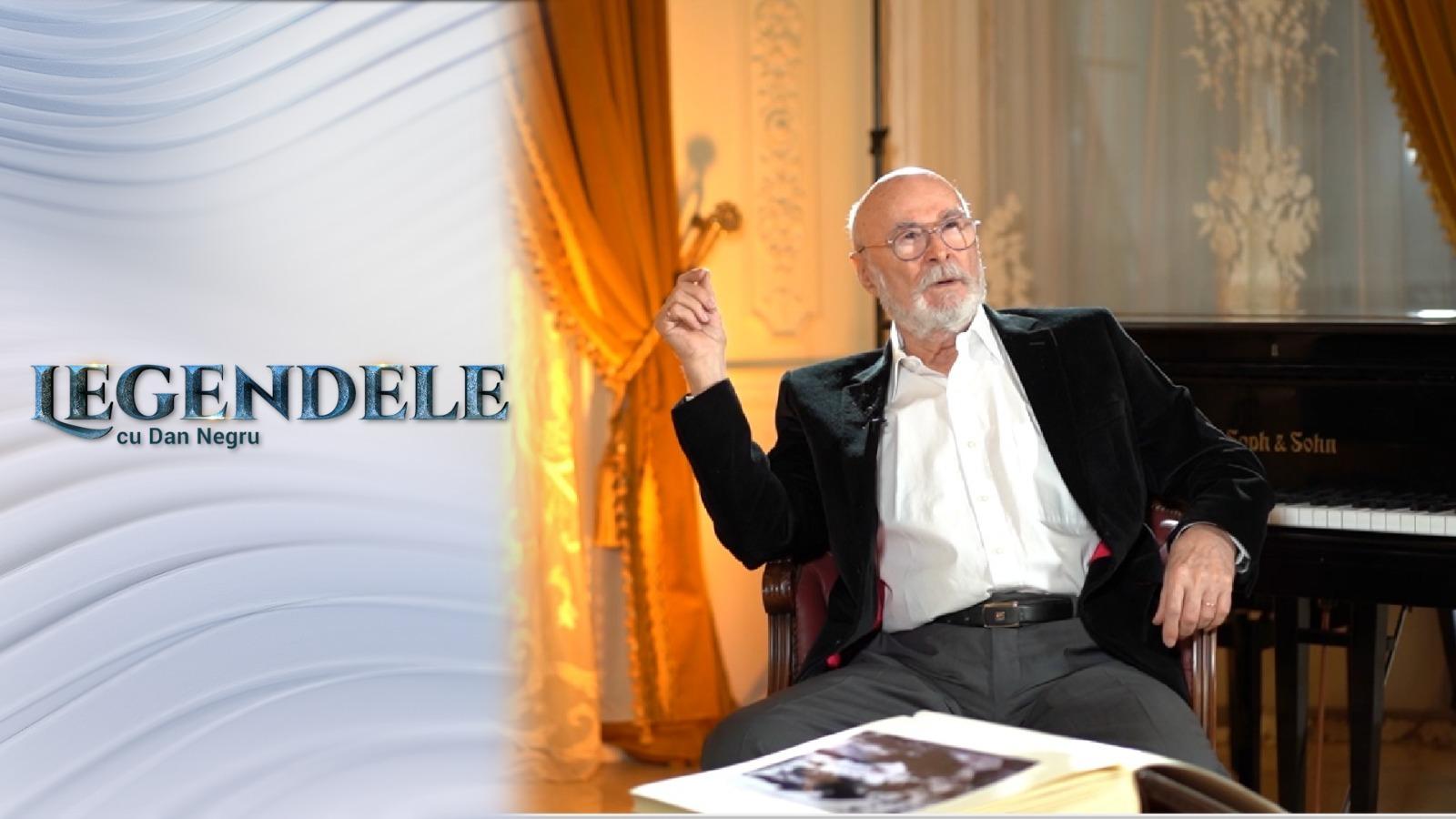 Legendele cu Dan Negru - Interviu Tudor Gheorghe
