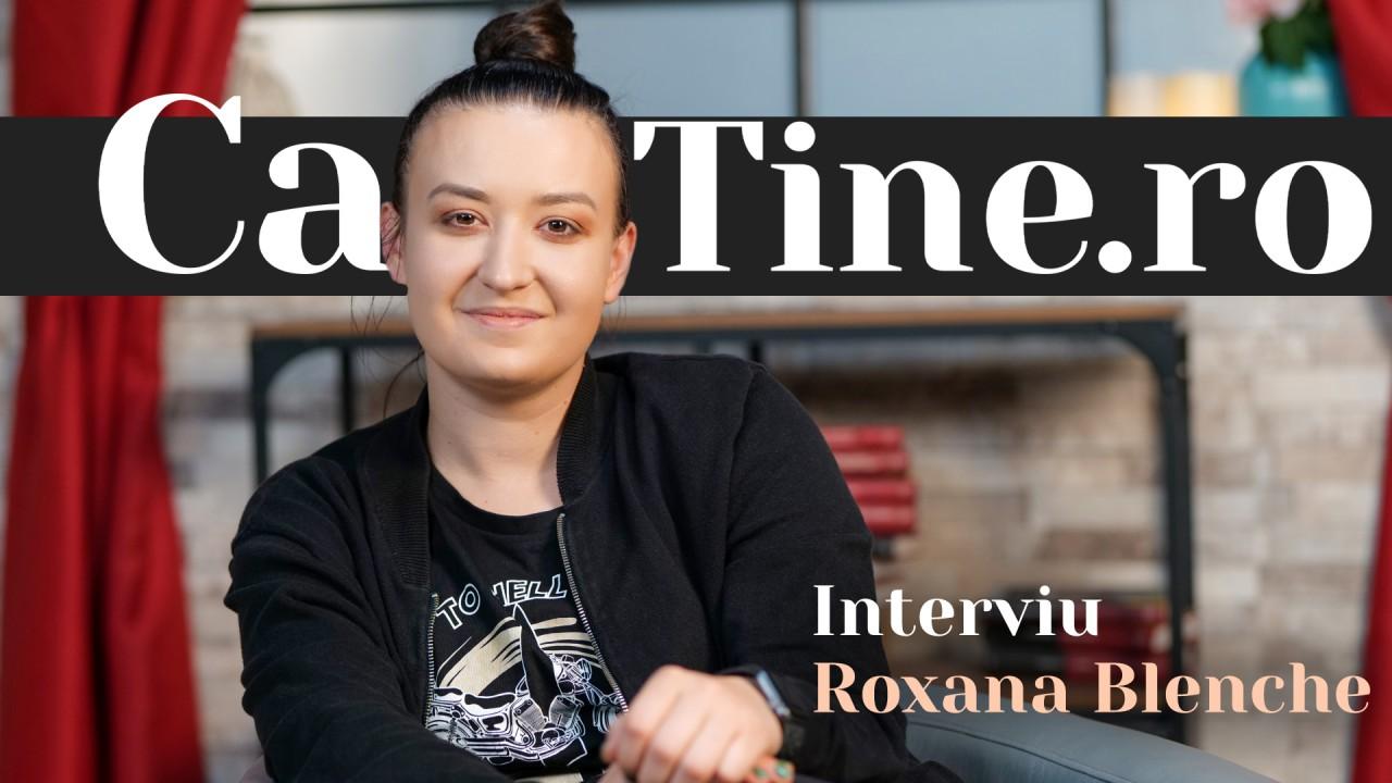 CaTine.Ro - Interviu - Roxana Blenche - Muncitoare