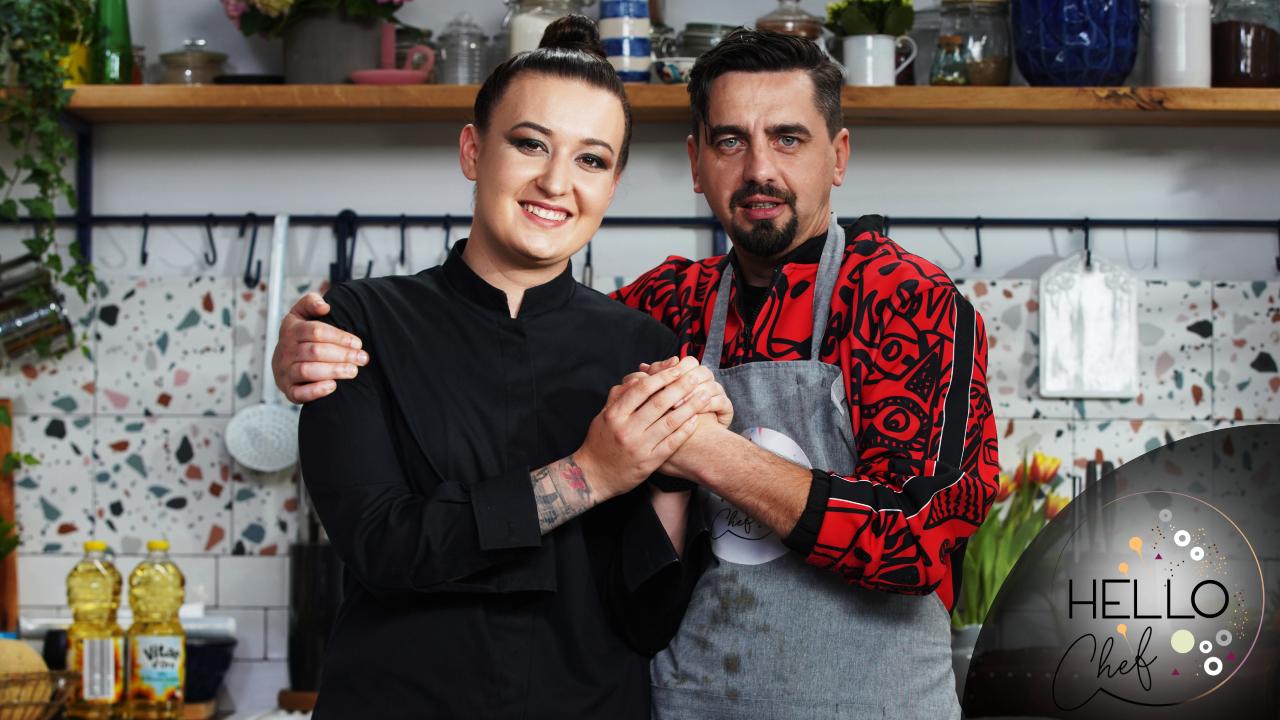 Hello Chef - Ediția 6 - Cosmin Natanticu