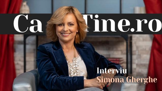 CaTine.ro - Interviu - Simona Gherghe - Perseverentă