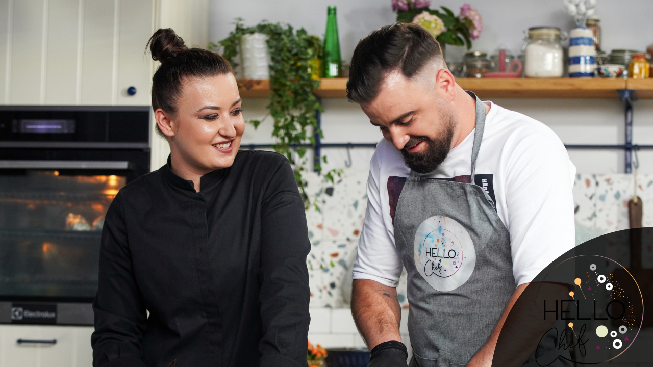 Hello Chef - Ediția 7 - Cătălin Rizea