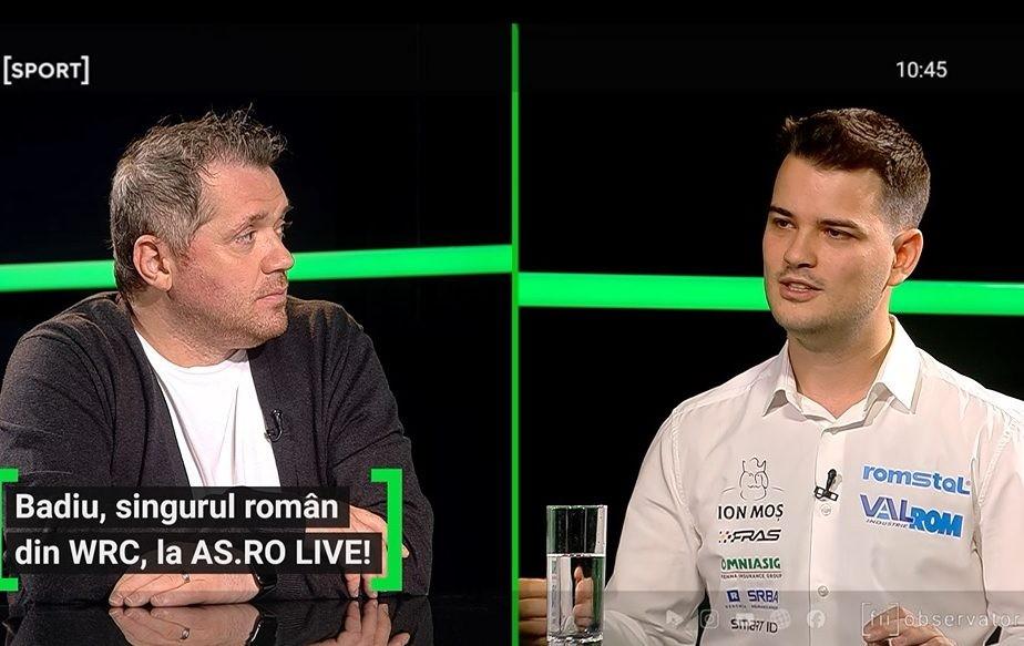 AS.ro LIVE - Ediția 137 - Raul Badiu