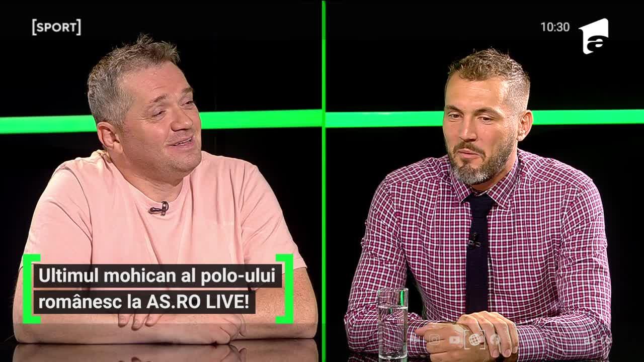 AS.ro LIVE - Ediția 143 - Cosmin Radu