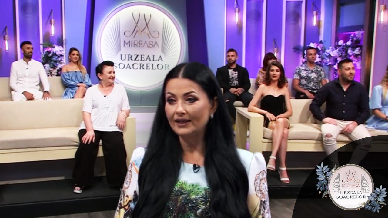 Mireasa - Urzeala soacrelor