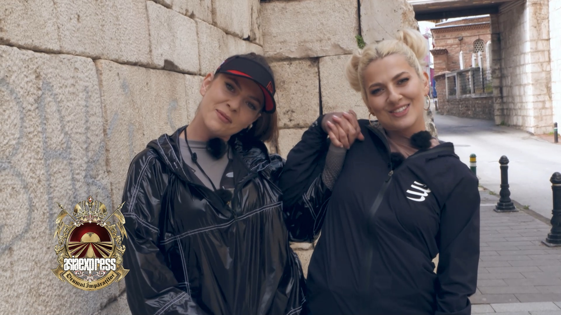 Interviu cu Lidia Buble şi sora sa, Estera