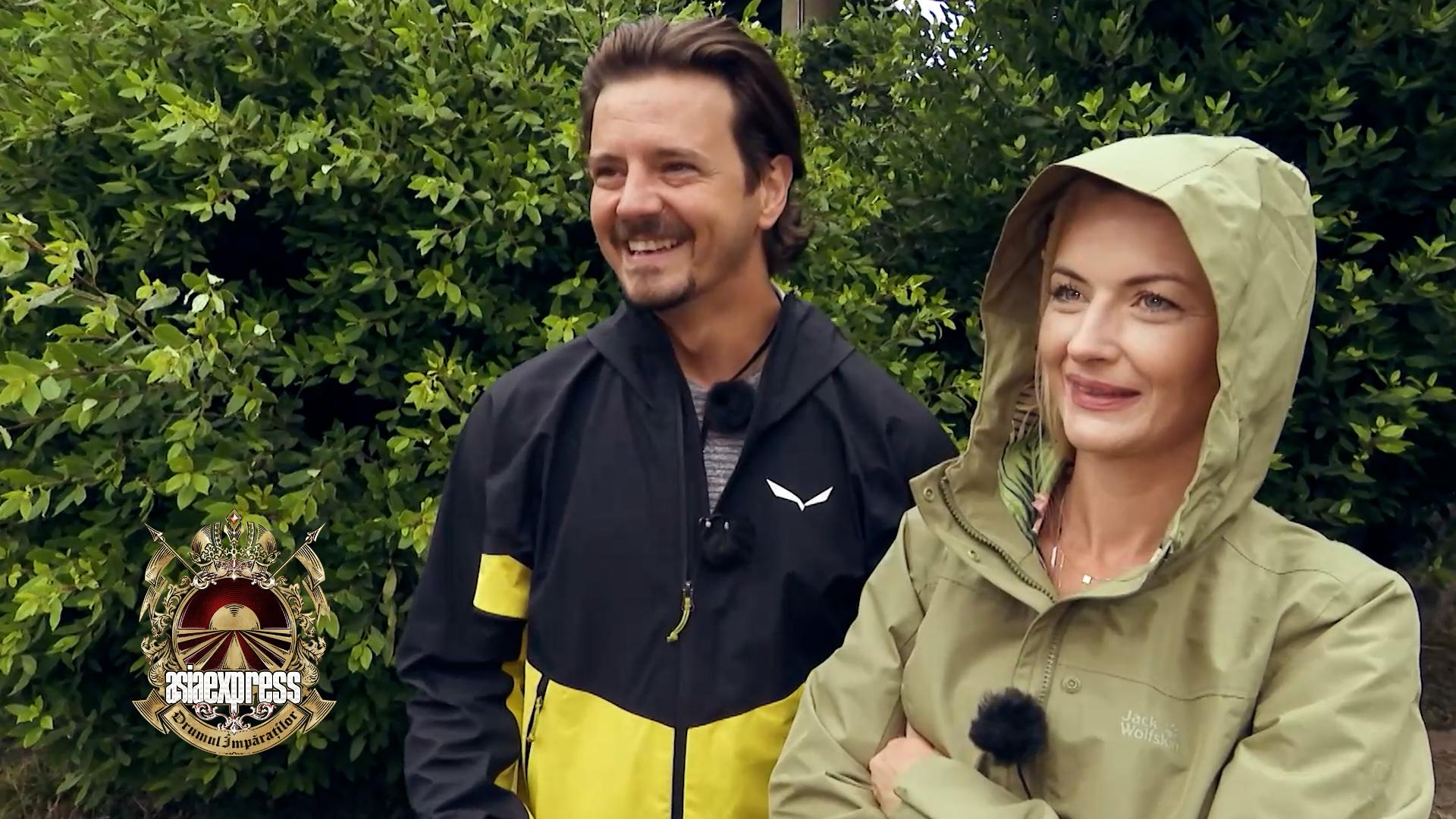 Interviu cu Mihai Petre şi soţia sa, Elwira