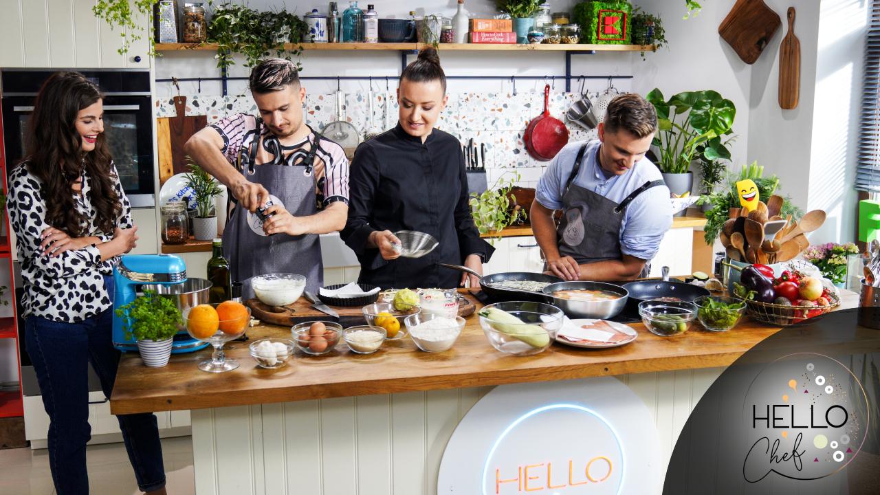 Hello Chef - Sezonul 2 - Ediția 2