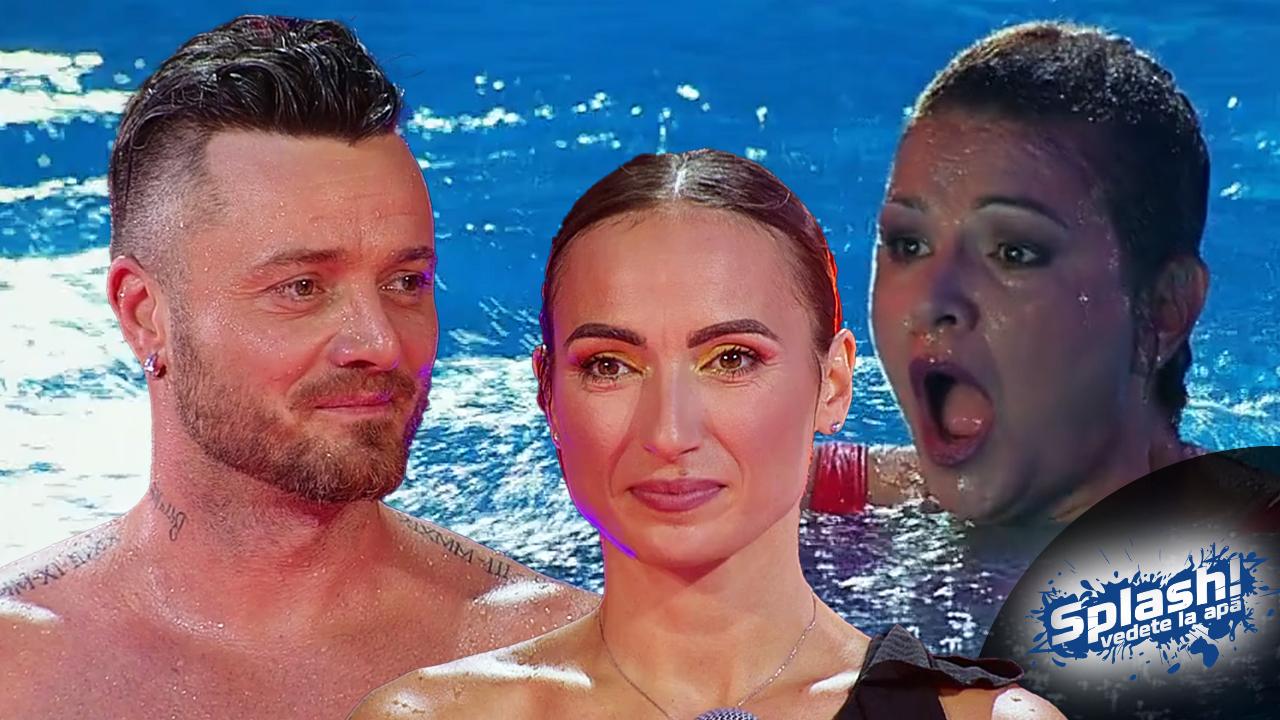 Splash! Vedetă la apă - Ediția 7