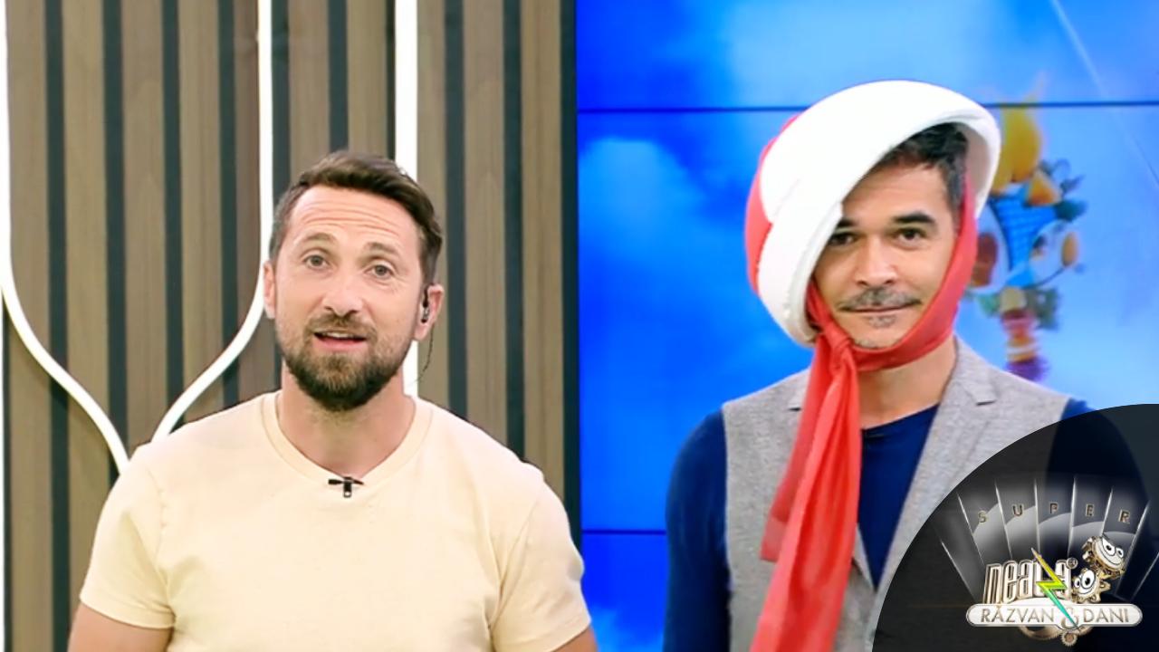 Neatza cu Răzvan și Dani