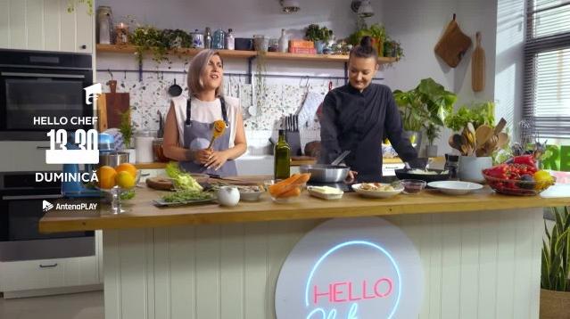 Hello Chef - Sezonul 2 - Ediția 5 - Ce urmează