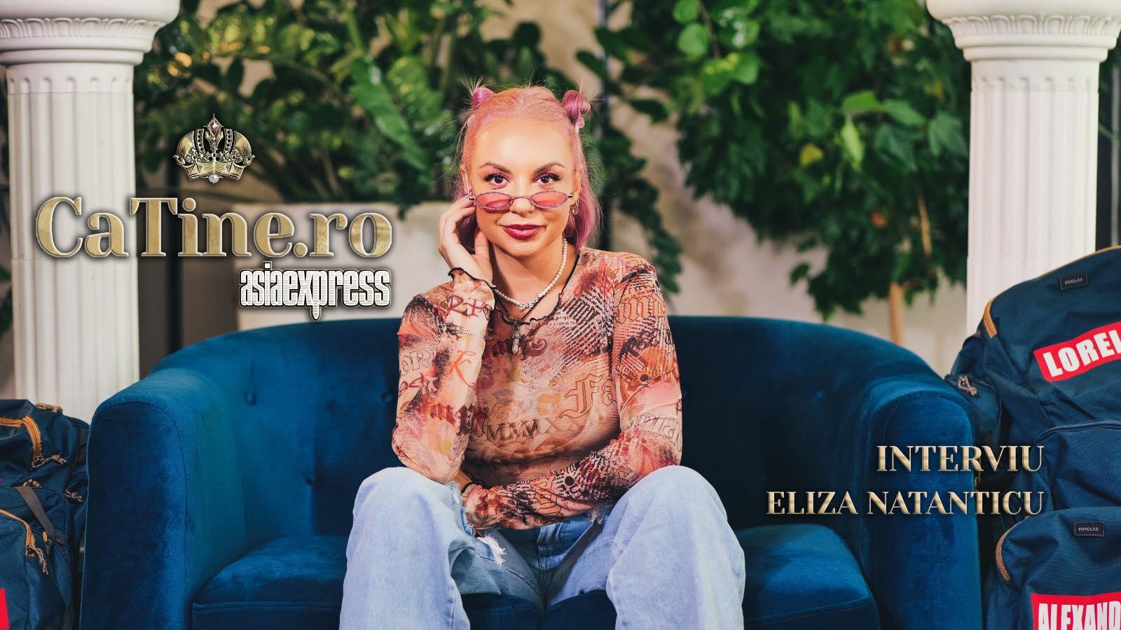 CaTine.ro - Interviu - Eliza Natanticu
