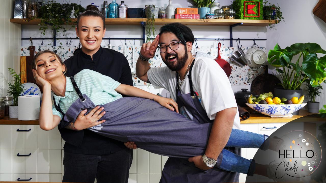 Hello Chef - Sezonul 2 - Ediția 7